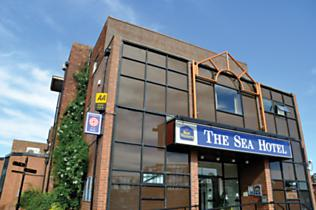 The Sea Hotel South Shields NE33 1LD