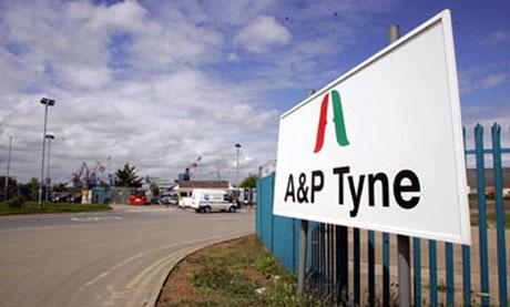 A & P Tyne Hebburn NE31 2SP