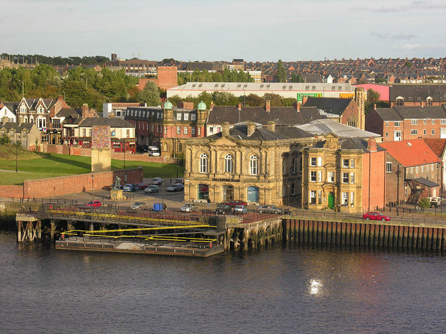 The Customs House Mill Dam South Shields NE33 1ES