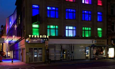 The Tyneside Cinema Pilgrim Street Newcastle upon Tyne NE1 6QG