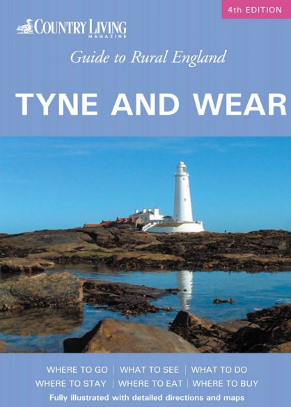 Guide To Rural England Tyne and Wear Cover