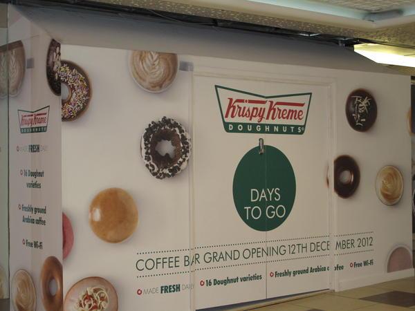 Krispy Kreme Eldon Square NE1 7XW