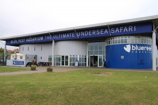 Tynemouth Blue Reef Aquarium NE30 4JF Exterior