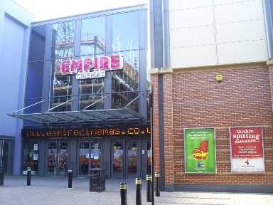 Empire Cinema 4 Lambton Street Sunderland SR1 1TP