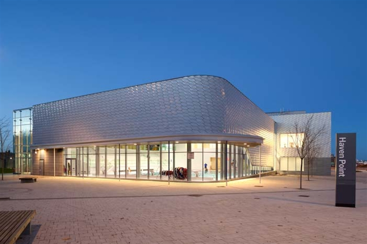 New Foreshore Swimming and Leisure Centre Haven Point