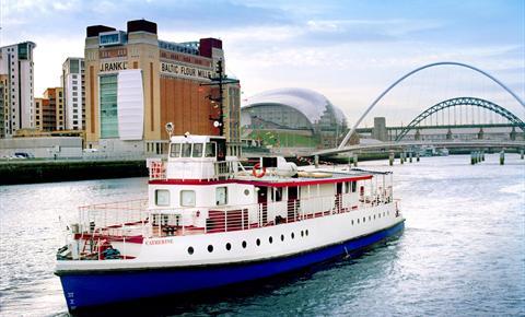 River Tyne Cruise Newcastle upon Tyne