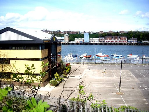 South Tyneside College Marine Safety Centre Wapping Street South Shields NE33 1LQ Riverside Exterior
