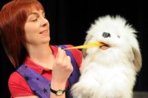 Sarah Lloyd South Tyneside Magic Festival 2013