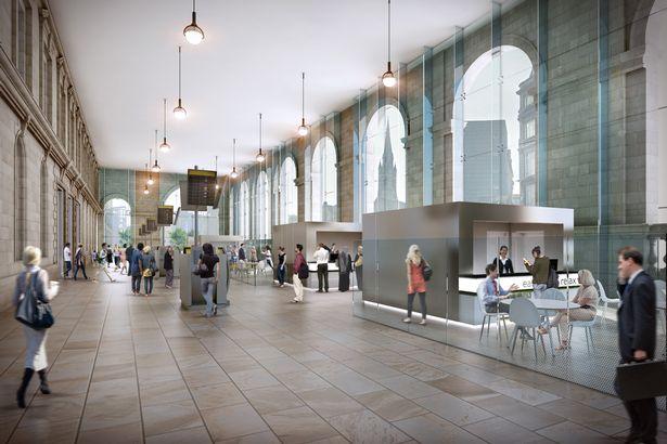 Newcastle upon Tyne Central Station NE1 5DL