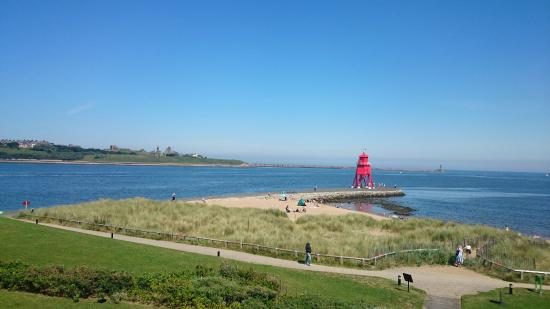 Little Haven Beach South Shields NE33 title=
