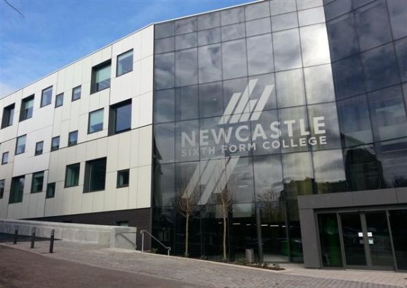 Newcastle College Newcastle upon Tyne NE4 7SA