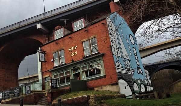The Ship Inn Ouseburn Newcastle upon Tyne