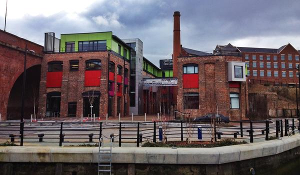 Toffee Factory Ouseburn Newcastle upon Tyne NE1 2DF