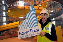 Haven Point Swimming Pool & Leisure Centre Pier Parade NE33 2RL