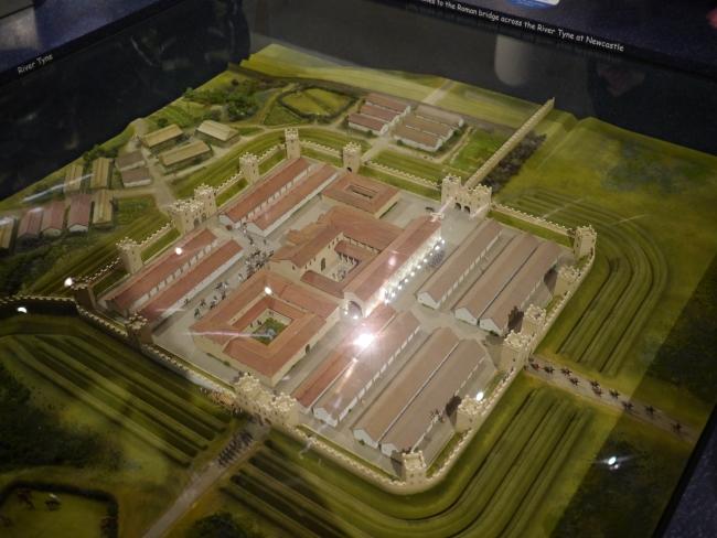 Segedunum Roman Fort Wallsend NE28 6HR