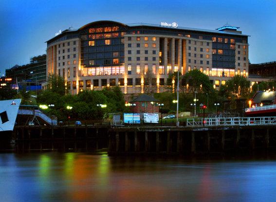 Hilton Newcastle Gateshead Hotel
