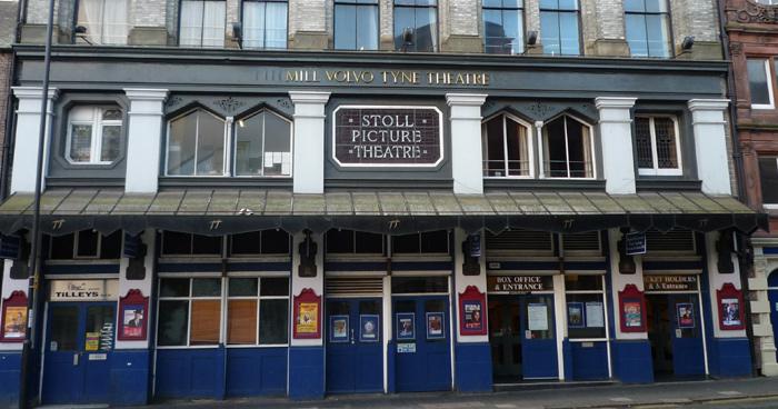 Mill Volvo Tyne Theatre Westgate Road Newcastle upon Tyne NE1 4AG Exterior
