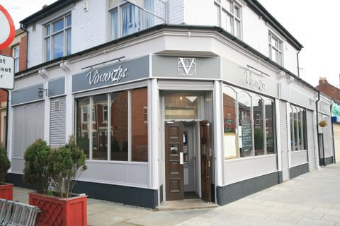 Vincenzos Heaton Newcastle upon Tyne NE6 5DP Exterior