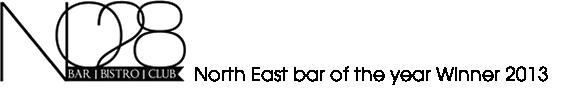 No 28 Bar and Bistro Nelson Street Newcastle upon Tyne NE1 5AN Logo