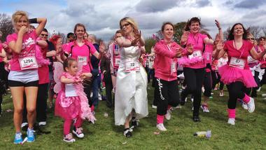 Herrington Country Park Race For Life