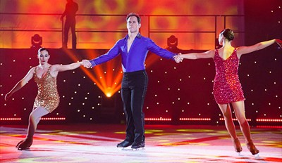 Celebrities On Ice At Newcastle Arena NE4 7NA