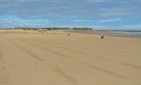 Sandhaven Beach South Shields