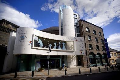 Seven Stories National Centre For Children's Books Newcastle upon Tyne NE1 2PQ