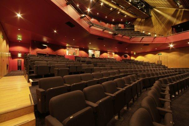 Gala Theatre Durham 1 Millennium Place Durham DH1 1WA Exterior