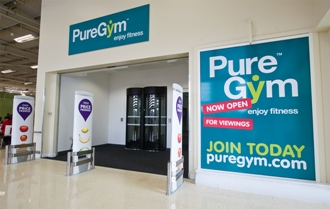 Sunderland Pure Gym Entrance Newcastle Road SR6 0BN