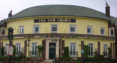 The New Crown Pub Mowbray Road South Shields NE33 3RG