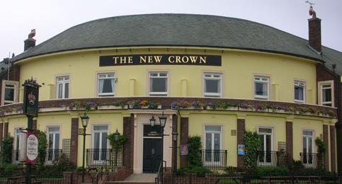 The New Crown Pub Mowbray Road South Shields NE33 3RG