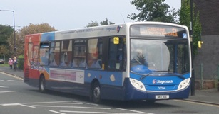 E1 Bus Sunderland To South Shields
