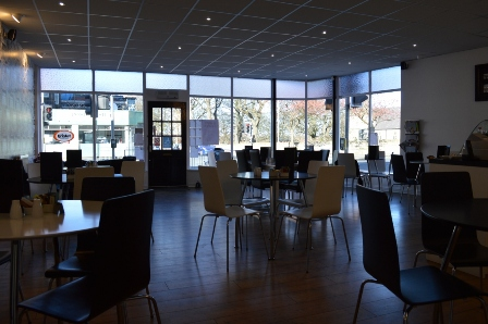 Cafe Blanca Harton Village South Shields Interior 2
