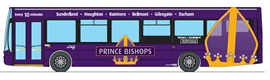 20 Bus Durham Sunderland South Shields