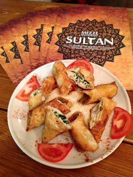 Sultan Turkish Restaurant Ocean Road South Shields