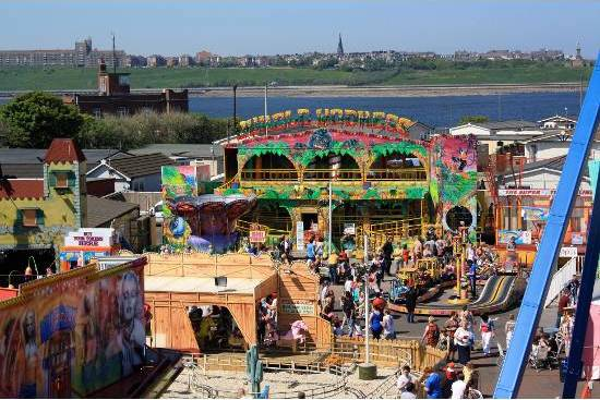 Ocean Beach Pleasure Park South Shields NE33 2LD