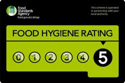 Five Star Food Hygiene Rated Hotel In South Shields