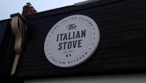 Exterior Of The Italian Stove Ocean Road South Shields