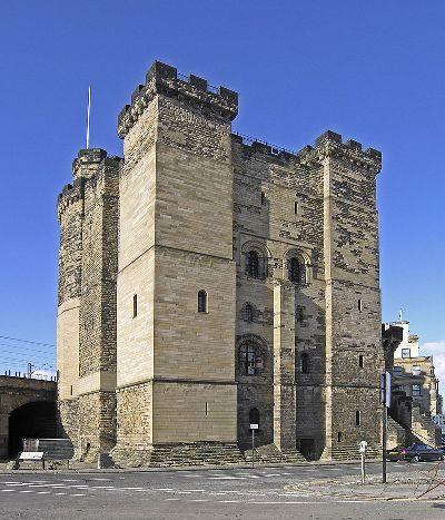 Newcastle upon Tyne Castle Keep NE1 1RQ