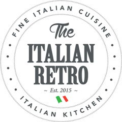 The Italian Retro Stanhope Road South Shields NE33 4SS Logo