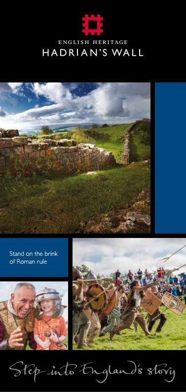 Hadrian's Wall Visitor Guide 2016