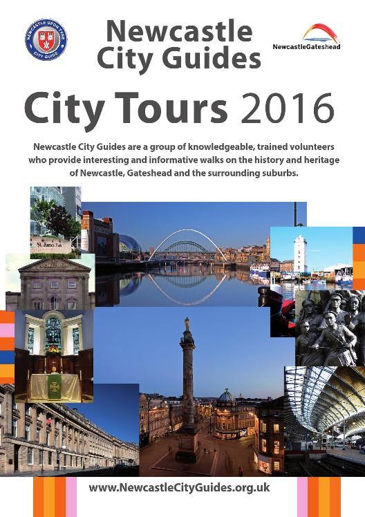 Newcastle upon Tyne City Tours 2016