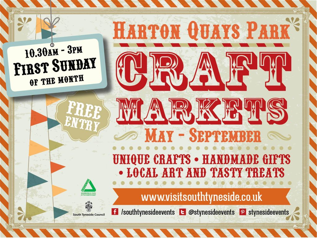 Harton Quays Craft Market