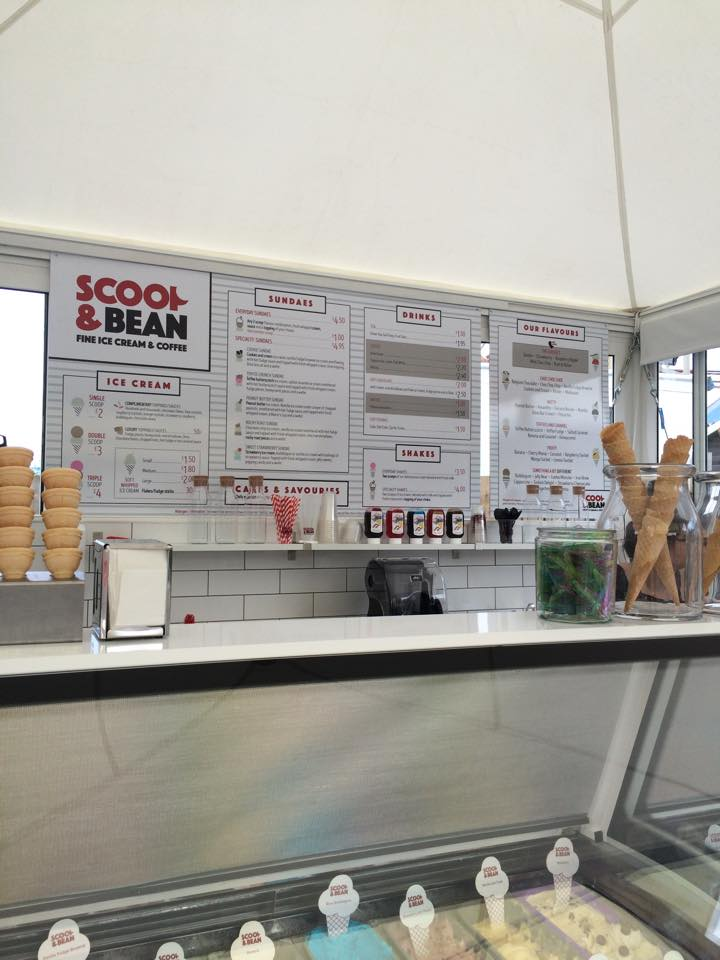 Scoop & Bean Sea Road South Shields Interior