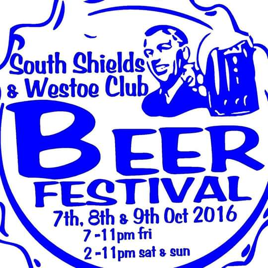 South Shields And Westoe Club Beer Festival