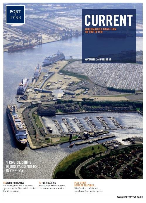 Port of Tyne Current November 2016