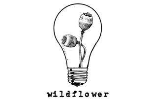 Wildflower Vegan Cafe 283a Westgate Road Newcastle upon Tyne NE4 6AJ Logo