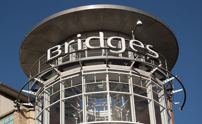 The Bridges Shopping Centre Sunderland SR1 3DR Exterior