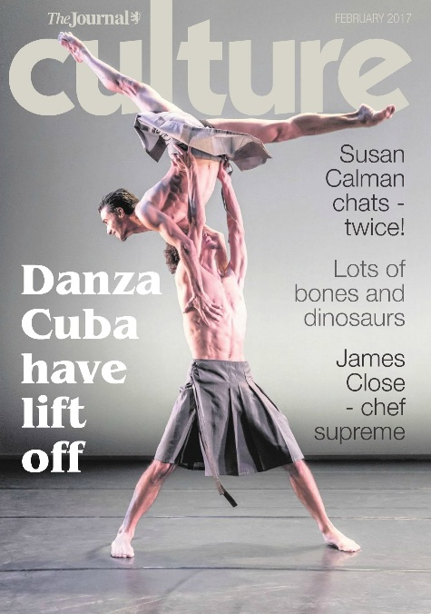 The Journal's Culture Magazine February 2017 Front Cover