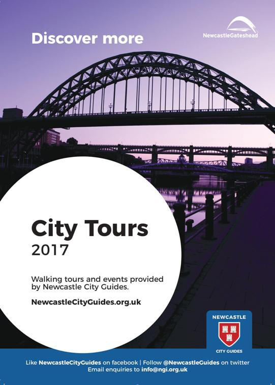 Newcastle upon Tyne City Tours 2017